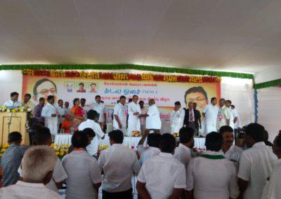 Kadal Osai FM - Inauguration by Mr. P. Chidambaram