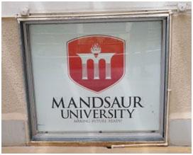 mandsaur-university